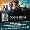 Jusqu'à 5¤ remboursés sur le Blu-ray ou DVD du film X-Men: Days of Future Past
