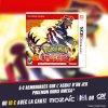 Jusqu'à 10¤ remboursés sur le jeu Pokémon Omega Ruby pour la 3DS !