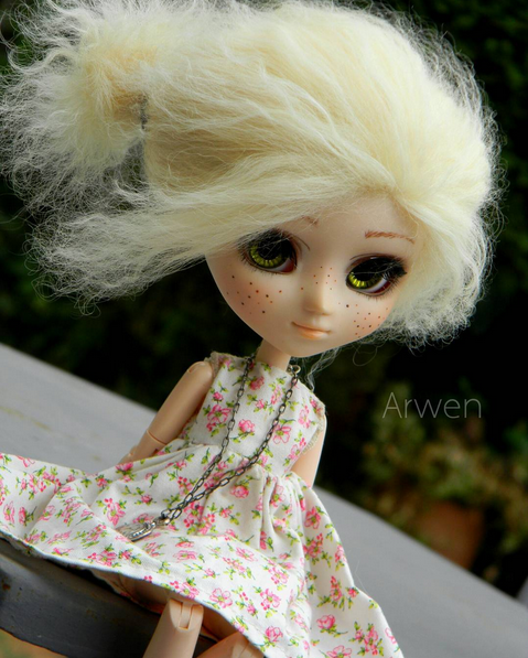 La fin d'Arwen Pullip