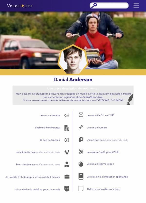 Danial Anderson