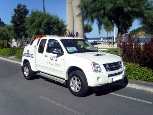 Gruas 2002