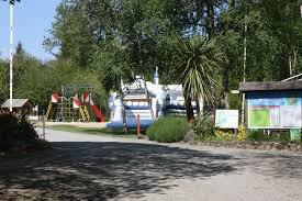 le camping des étangs lantic bretagne
