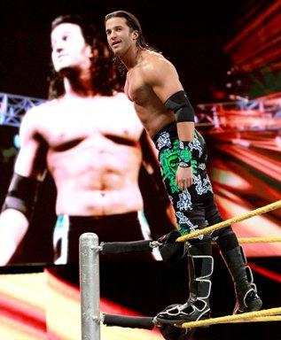 Sa Biographie à la WWE