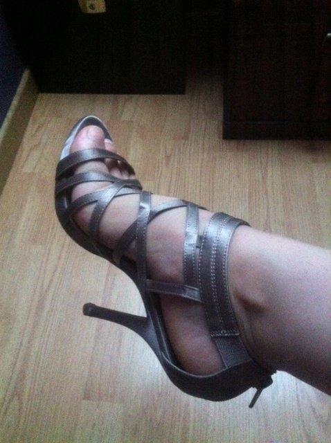 Magnifiques sandales !!!!