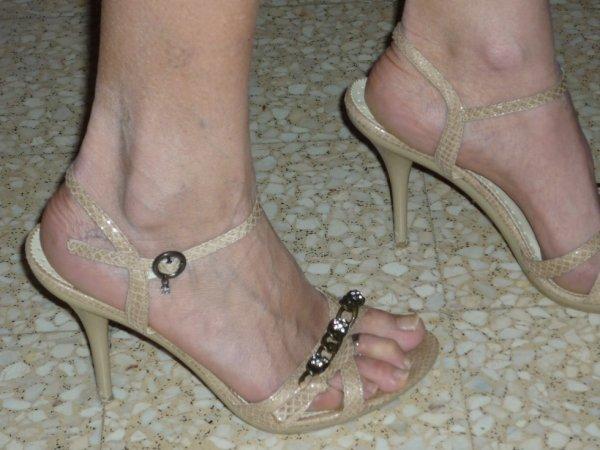 sandales !!!!!