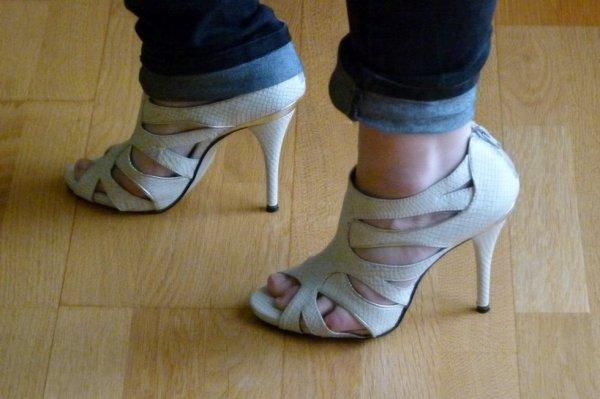 sandales !!!!