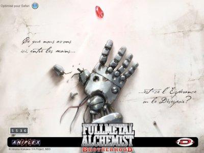 - FULLMETAL ALCHEMIST -