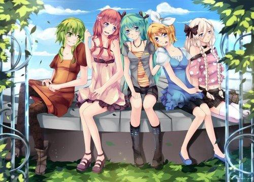Vocaloid : Image ♥
