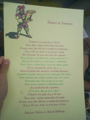 Petit Poeme Fait Par Les Enfants De Ma Tata Et Mon Tonton