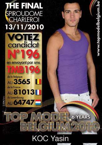 VOTEZ AVANT LE 14 NOVEMBRE !!