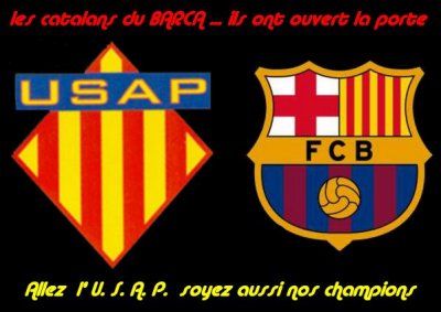 coupe d europe USAP et BARCA