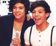 LoveBirds Louis-Harry : Larry proof !!