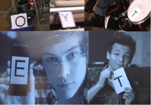 Little Things & Little Things behind the scene : At The End Of The Year    Analyse