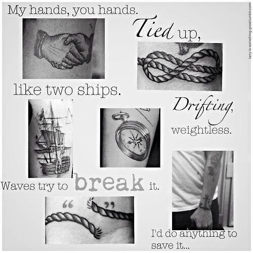 /!\ Harry's new tattoos explication ! /!\
