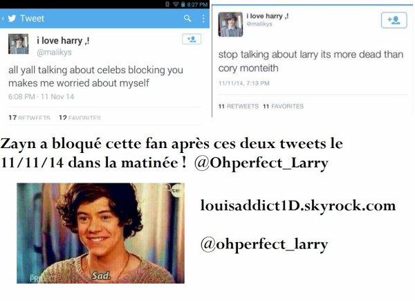 Les boys eux aussi se mettent à insinuer Larry ?
