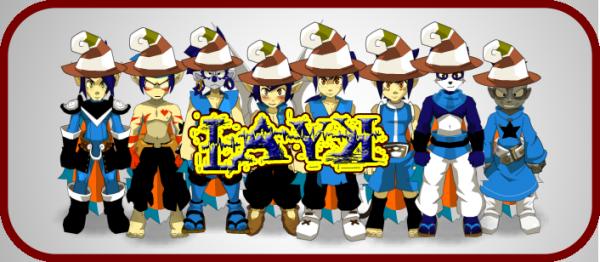 Bienvenue sur mon blog répertoriant ici les aventures de ma team.