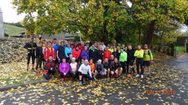 Soirée CAP et rencontre avec x'Trem Running Club de Rambouillet
