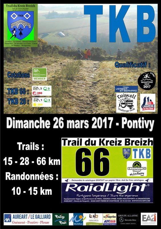 Gilbert _ D day Race..TKB...entraînement...