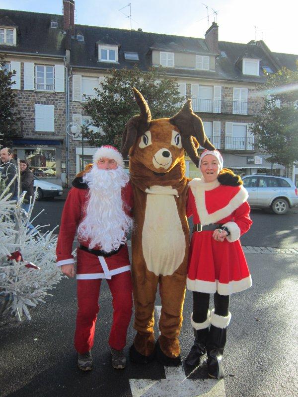 date à retenir le 17 décembre...9h30 : Jogging de Noël !