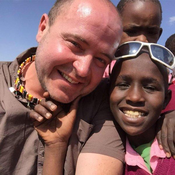 Partageons au maximum y compris vers les marcheurs...Merci à Yves !  à voir Mika au Kenya