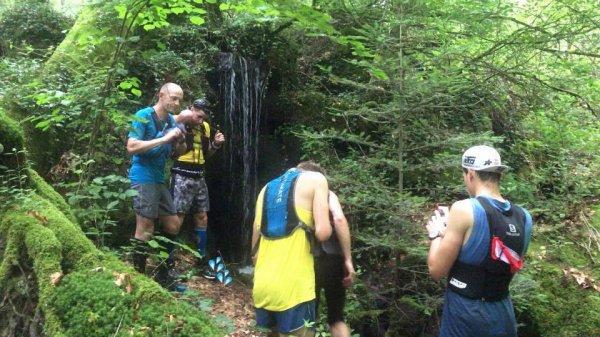 Ce Week-end... Les Courants de la Liberté et le Trail de Lyons la Forêt mais aussi entraînement TRAIL à la Roche d'Oetre
