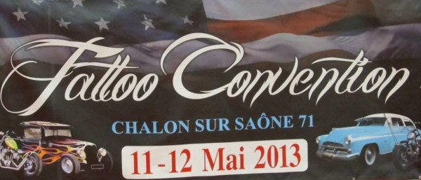 convention tattoo a chalon sur saone
