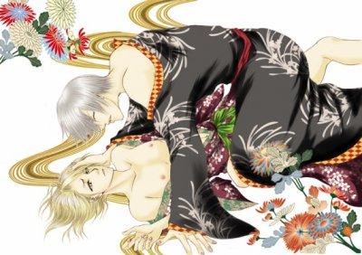 「Bleach」- Gin X Kira 3