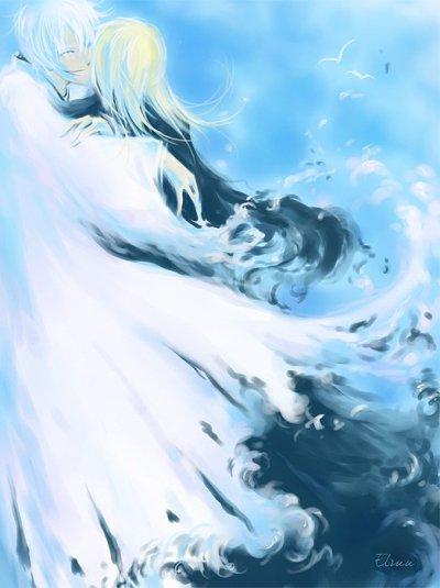 「Bleach」- Gin X Kira 5