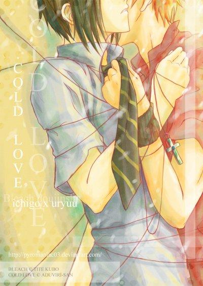 「Bleach」- Ichigo X Ishida 2