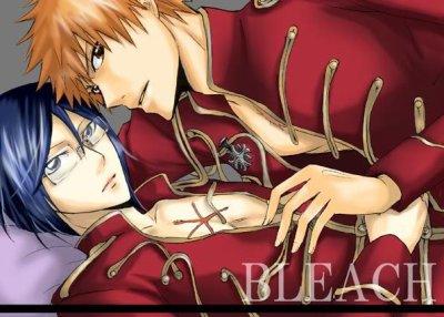 「Bleach」- Ichigo X Ishida 4