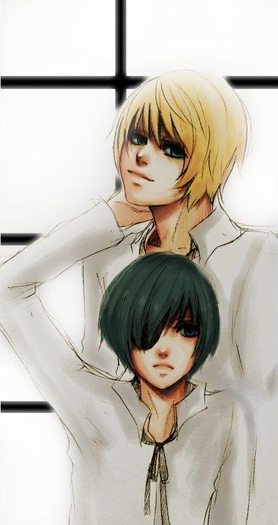 「Kuroshitsuji」- Alois X Ciel