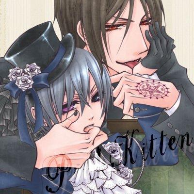 「Kuroshitsuji」- Ciel X Sebastian 4
