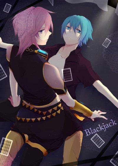 「Vocaloid」- Luki X Mikuo