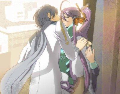「Vocaloid」- Gakupo X Kaito