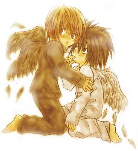「Death Note」- L X Light 2