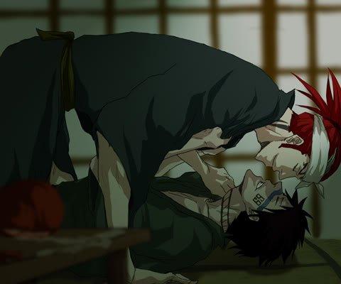「Bleach」- Hisagi X Renji