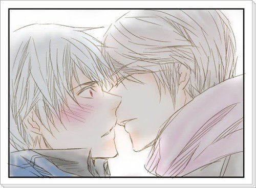 「Axis Power Hetalia」- Prussia X Russia