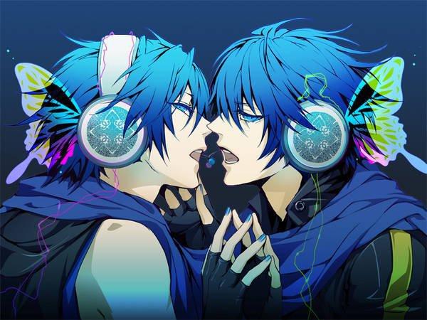 「Vocaloid」- Kaito (SOLO)