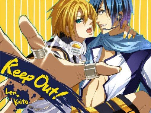「Vocaloid」- Kaito X Len 2