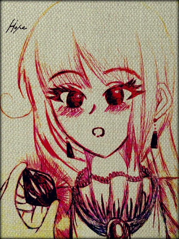 Un de mes dessins =)