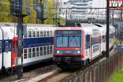 LES TRAINS DANGEUREUX EN ILE DE FRANCE