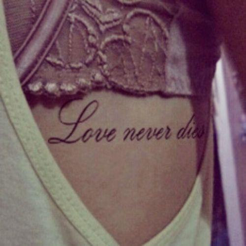 Prologue: L'amour ne meurt jamais