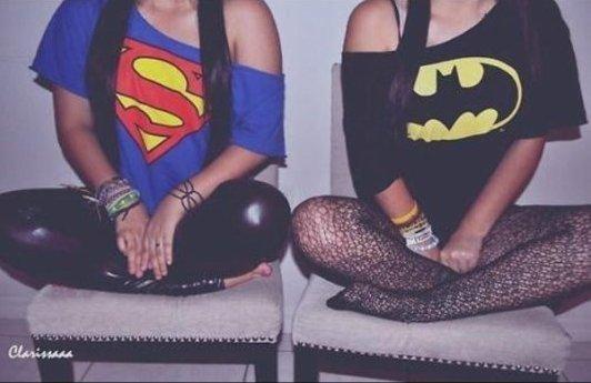 Batman & Superman .