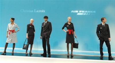 Uniforme D Air France Futur Steward Chez Air France