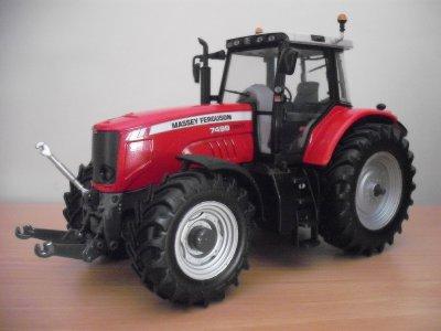 tracteur massey fergsuon 7499