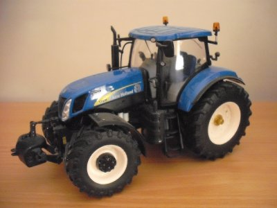 tracteur new holland t 7070