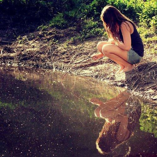 Je voudrais ne pas avoir de souvenirs. Je voudrais que mon corps, mon cerveau, n'aient rien conservé du passé.