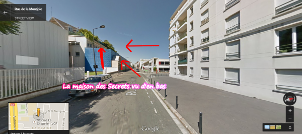 EXCLU ! : Nouvelles photos de la nouvelle maison des secrets !