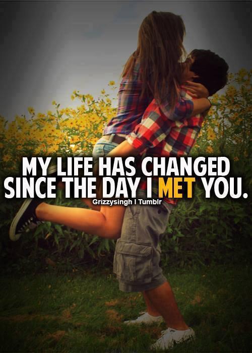 les gens qui changent votre vie