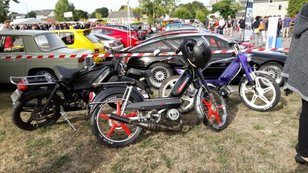 Expo motos voitures anciennes